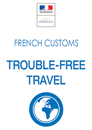 Image de Trouble-free travel - French Customs advices