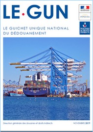 Image de Guichet unique national du dédouanement (GUN)